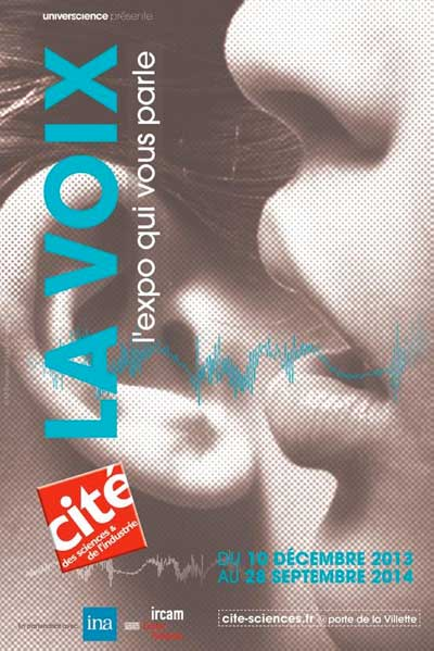 Exhibition: The Voice, the exhibition which is talking to you