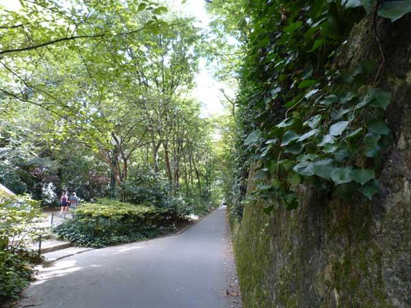 A walk along the Green Belt
