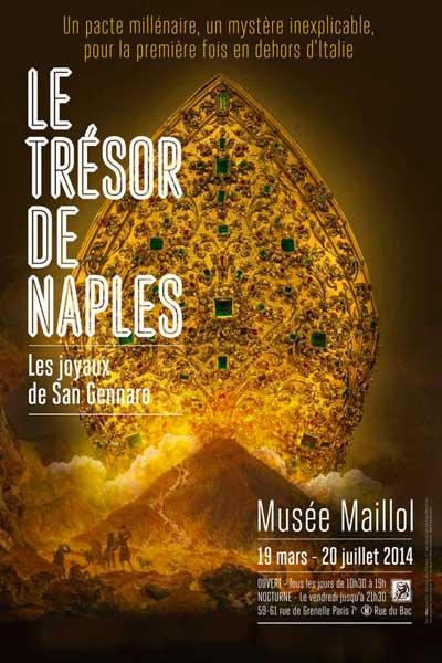 Exposition : Le Trésor de Naples, Les joyaux de San Gennaro