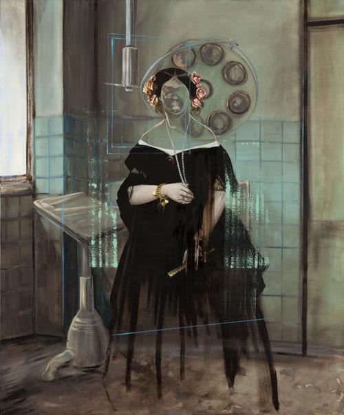 Exposition : Olivier Masmonteil, La mémoire du passé