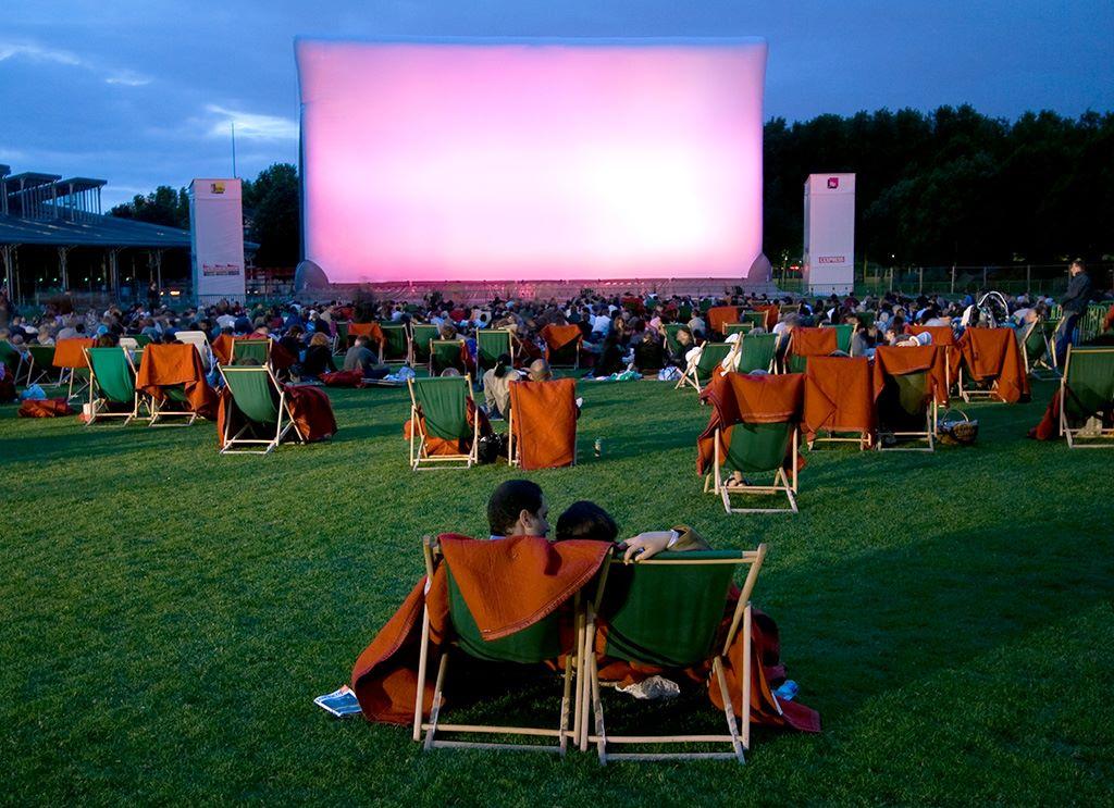 Festival Cinéma Plein Air 2014 à la Villette