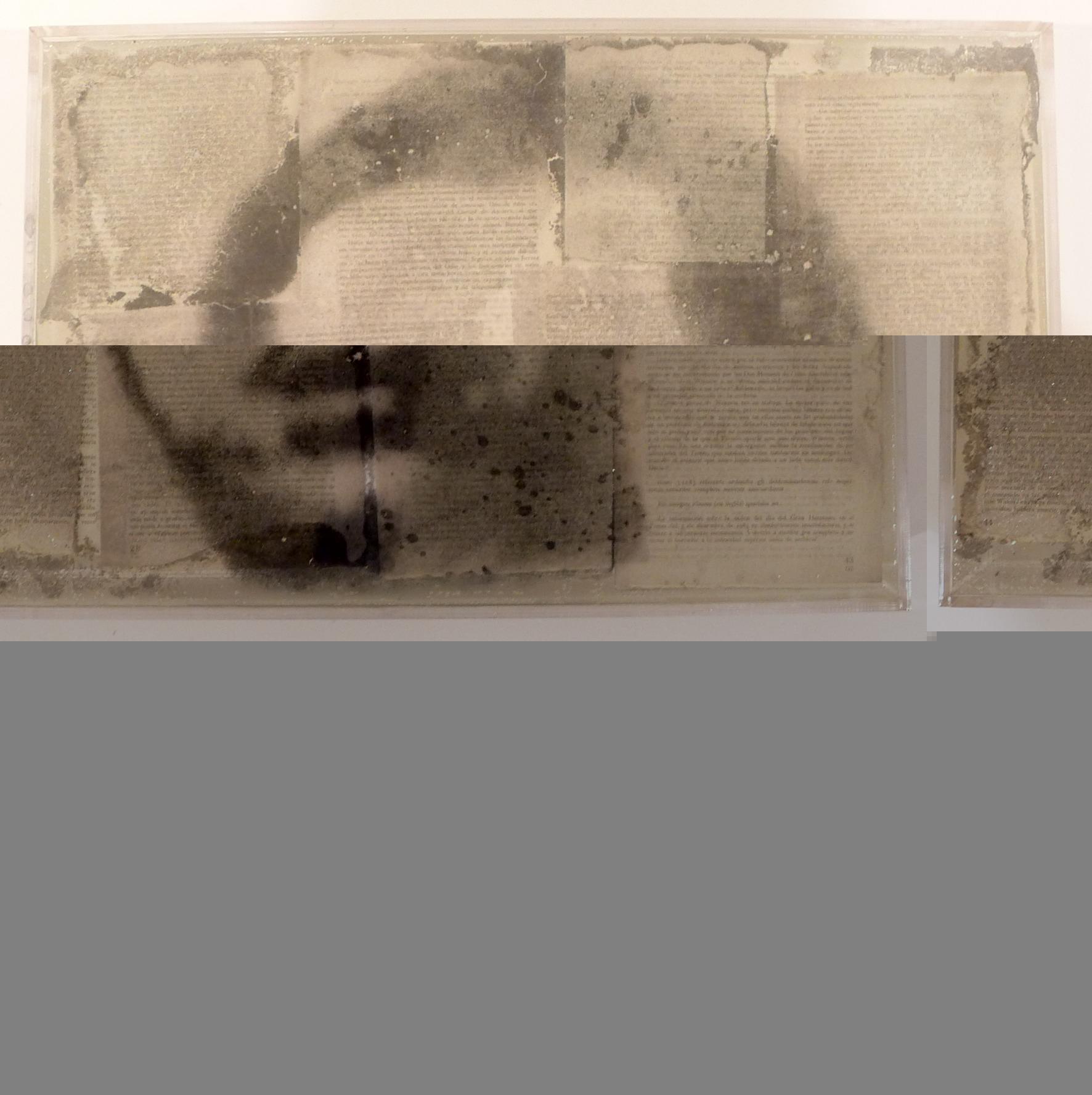 Exposition : Oscar Muñoz
