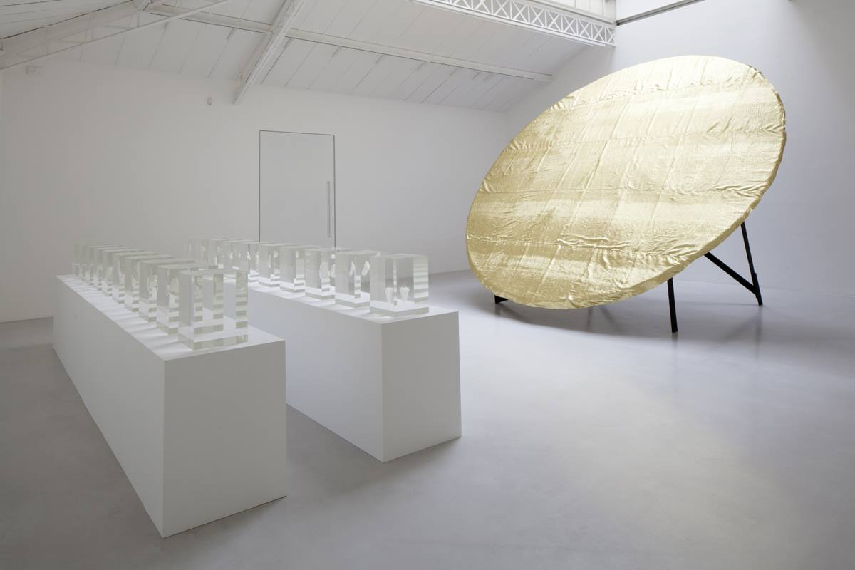 Exhibition: Anish Kapoor – James Lee Byars