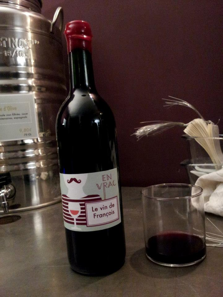 Taste natural wines with En Vrac