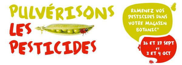 Let's pulverize pesticides
