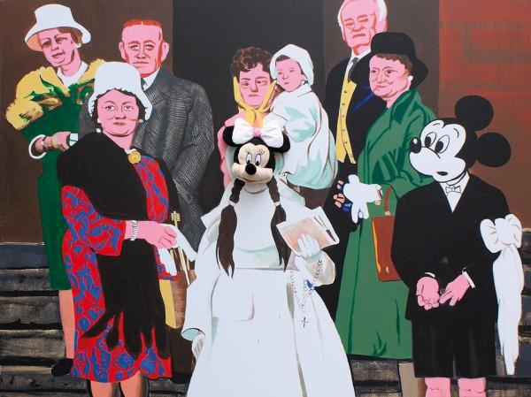 Exposition : Bernard Rancillac