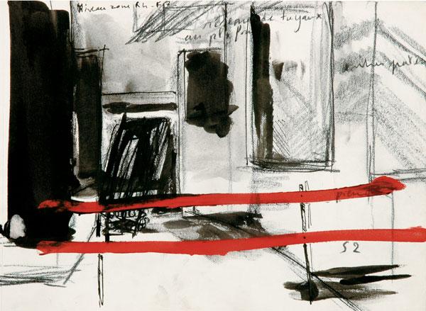 Exposition : Ars Architectonica, Caroline Challan-Belval