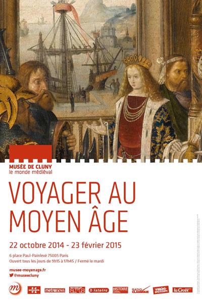 Exposition : Voyager au Moyen Age