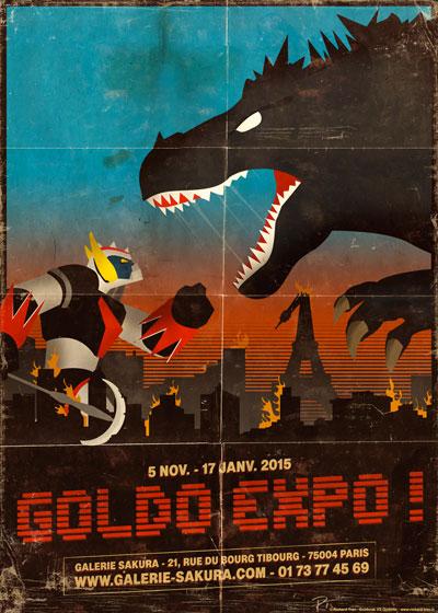 Exposition : Goldo Expo