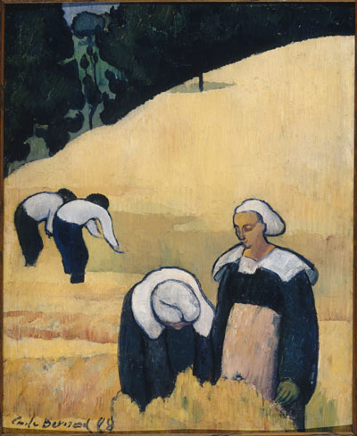 Exposition : Emile Bernard (1868-1941)