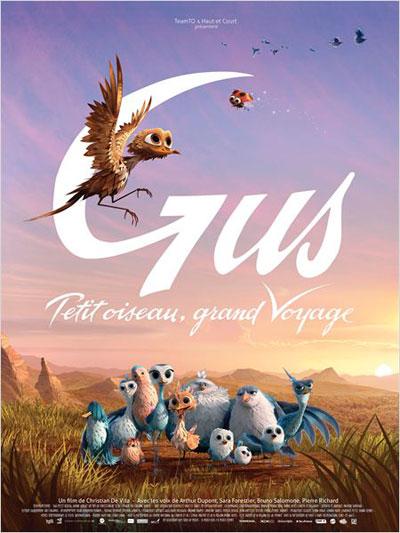 Gus petit oiseau, grand voyage : la migration expliquée aux enfants
