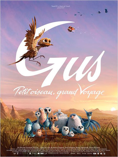 Yellowbird: bird migrations explained to children