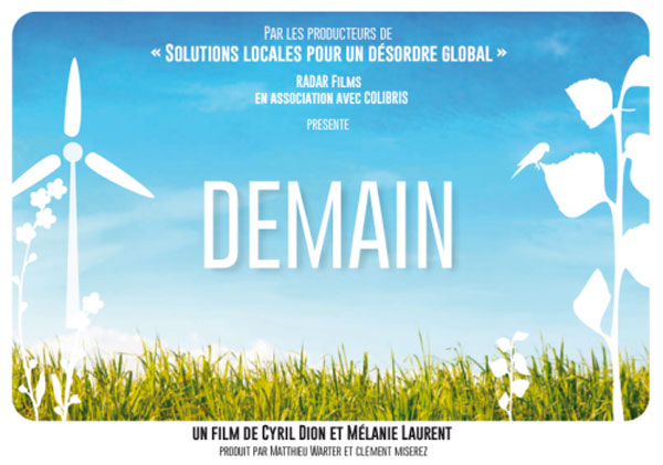 Marion Cotillard and Mélanie Laurent: two very committed green activists
