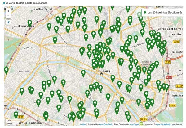 Du vert près de chez moi : en route pour la végétalisation de Paris !