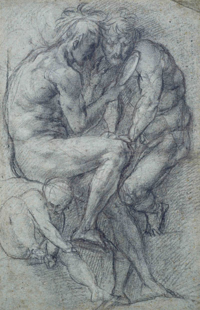 Exposition : Raphaël, Titien, Michel-Ange