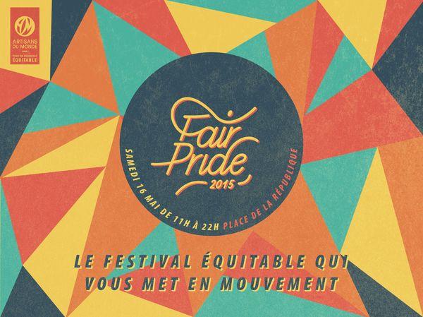 5ème édition de la Fairpride, festival équitable