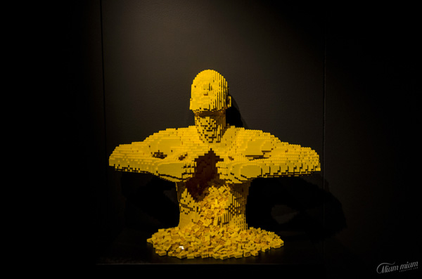 Exhibition: The Art of the Brick