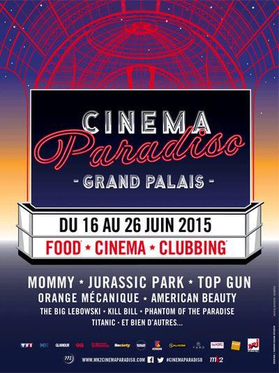 Cinéma Paradiso revient au Grand Palais