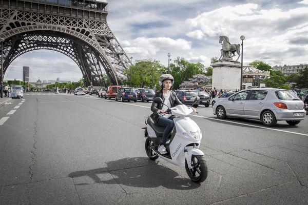 Cityscoot : le scooter électrique et connecté en libre-service