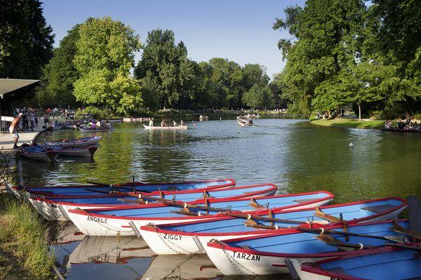 Où faire de la barque à Paris ?