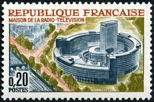Exhibition: Archi-timbrée, voyage philatélique à travers l'architecture