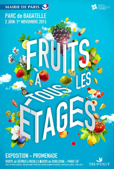 Exposition : Fruits à tous les étages