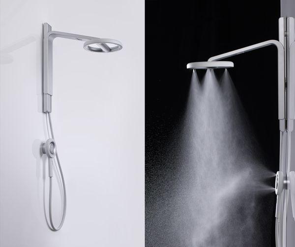 Nebia : la douche futuriste qui fait du bien à la planète