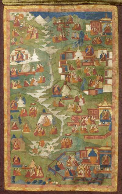 Exposition : Art bonpo de l'ancien Tibet