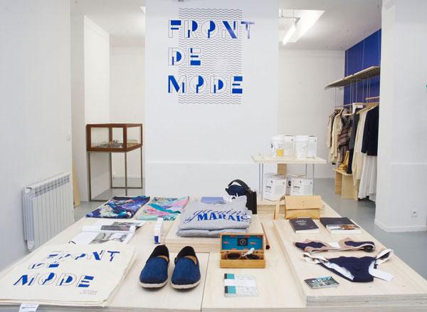 Front de Mode : le concept-store éthique de Sakina M'Sa