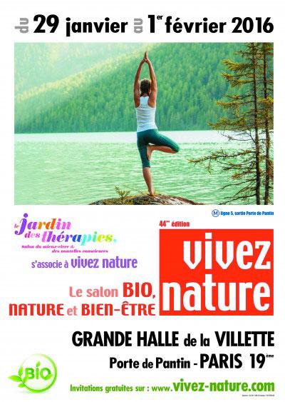 44ème Salon Vivez Nature : place à la consommation responsable