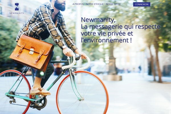 Newmanity: the new environmentally-friendly mailbox