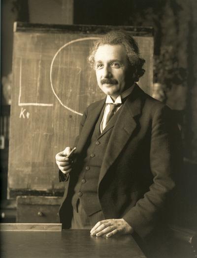 Exhibition: 100 ans de la Théorie de la Relativité Générale