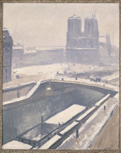 Exposition : Albert Marquet