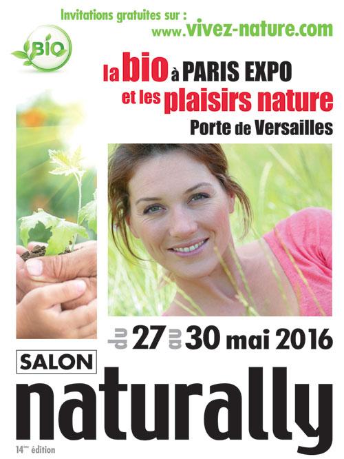 Le Salon Naturally est de retour pour sa 14ème édition