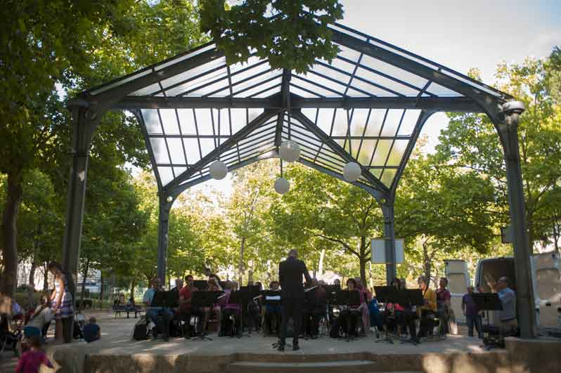 Kiosques en Fête: Paris revives its bandstands!