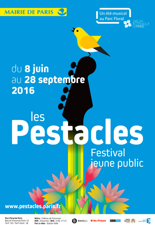 Les Pestacles 2016: the festival from age 4 to 104