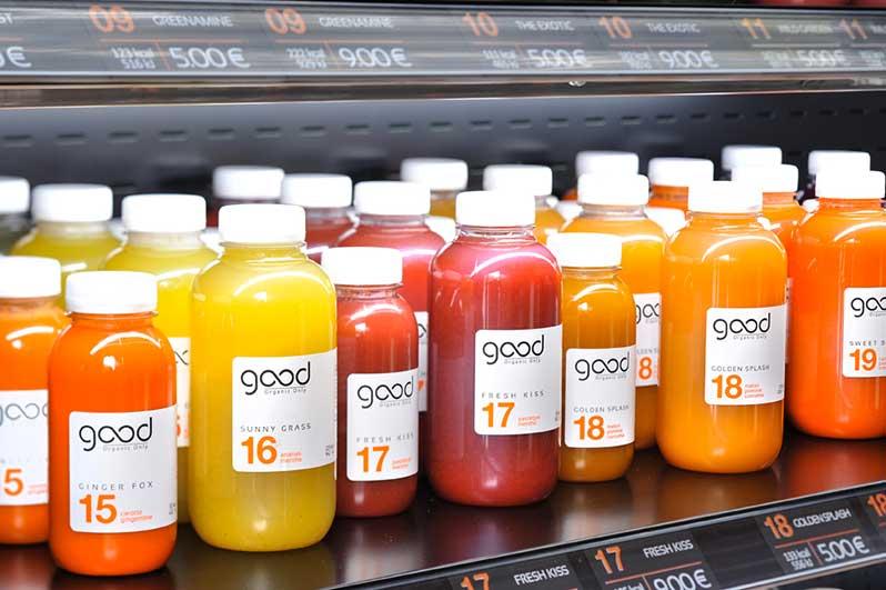 Good Organic Only : l'adresse détox de l'automne