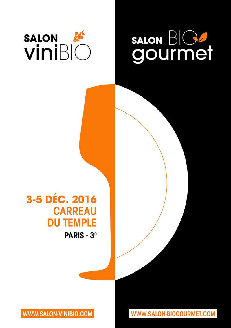 Le Carreau du Temple reçoit les salons Vinibio et BioGourmet