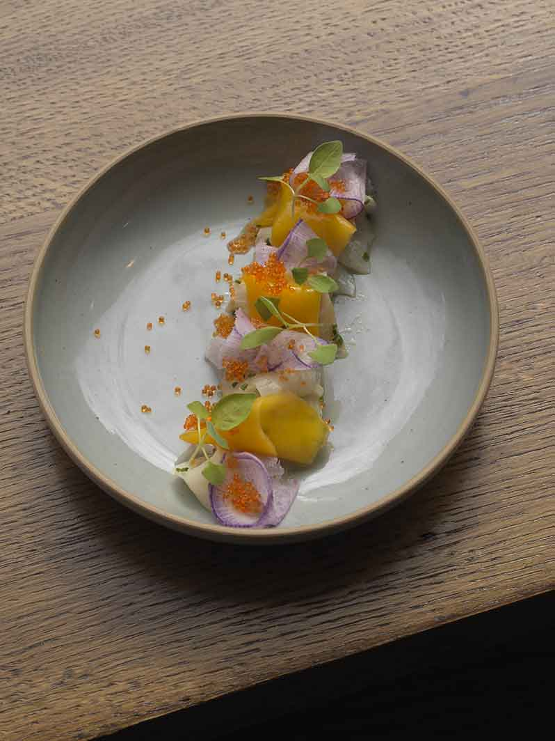 Raw: the restaurant specialising in raw food