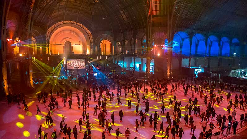 3rd edition of the Grand Palais des Glaces