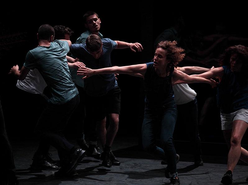 Olivier Dubois présente « Auguri » au Théâtre National de Chaillot