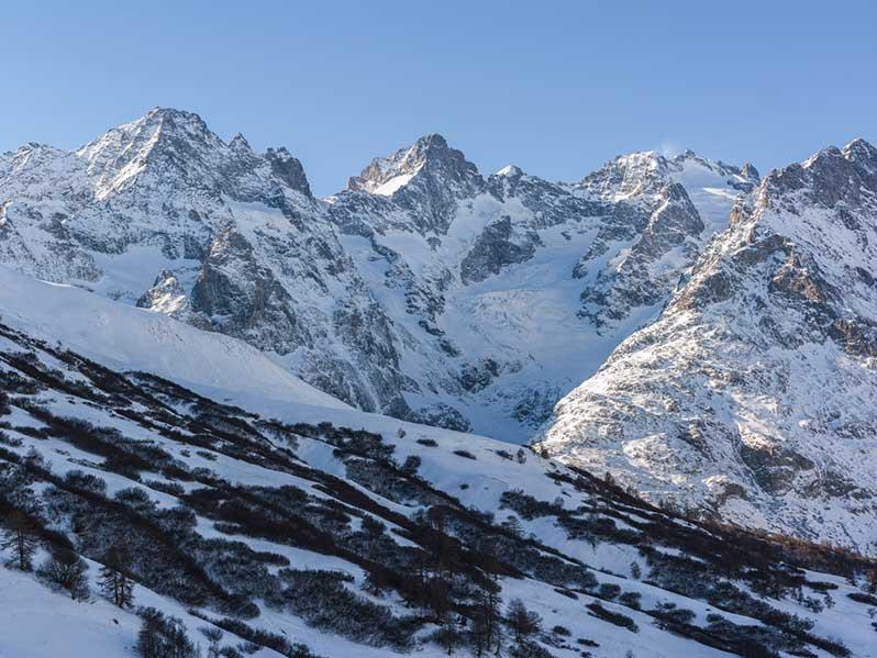 Les dangers du réchauffement climatique sur les Alpes