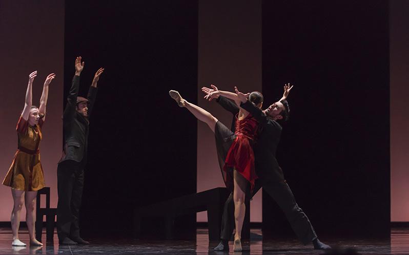 Les Grands Ballets Canadiens de Montréal s'invitent à Chaillot