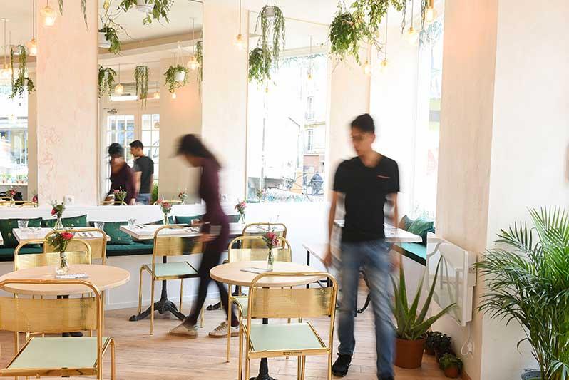 L'Abattoir Végétal : le nouveau lieu healthy et vegan de Paris
