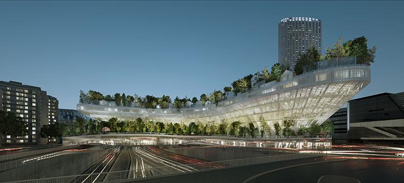 En 2022, mille arbres surplomberont la capitale grâce au projet Réinventer Paris