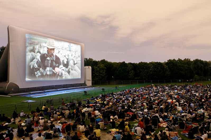 27e édition du Festival de Cinéma en Plein Air de la Villette