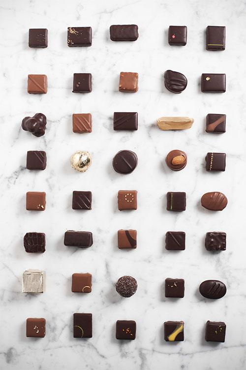 Regis: le chocolatier et confiseur du quartier de Passy