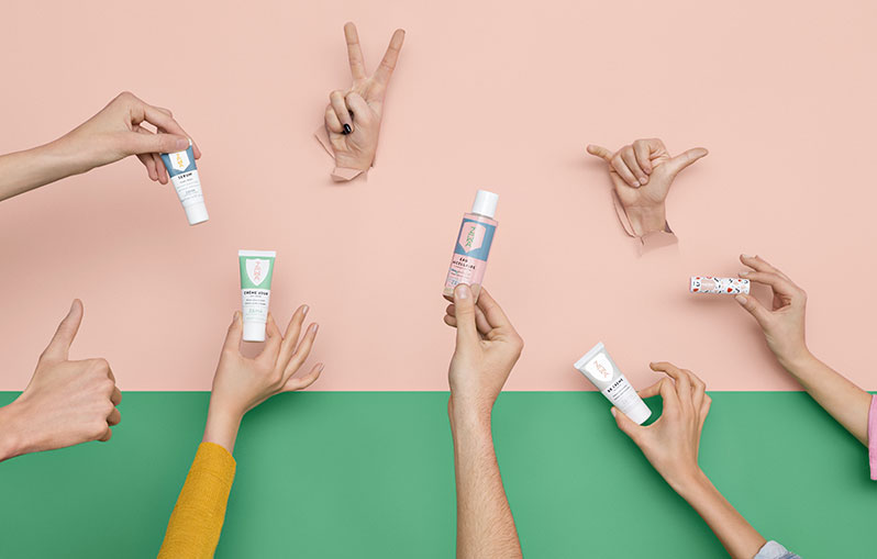 Z&MA: the first organic cosmetics brand dedicated to teenagers