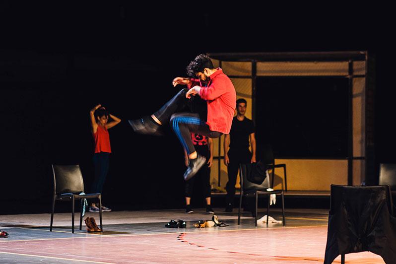 Mathilde Monnier et Alan Pauls réinventent Le Bal