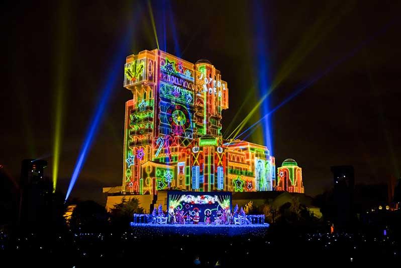 Venez fêter Noël à Disneyland Paris !